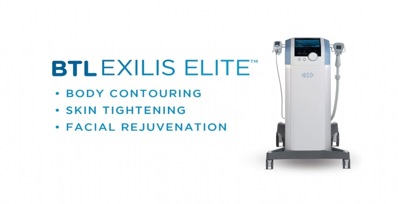 Exilis ELITE is an exciting new addition