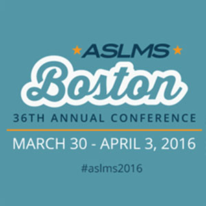 Dr Touma presents his unique experience on robotic recipient site making at the annual meeting of the American society of lasers in medicine and surgery in Boston on April 3, 2016